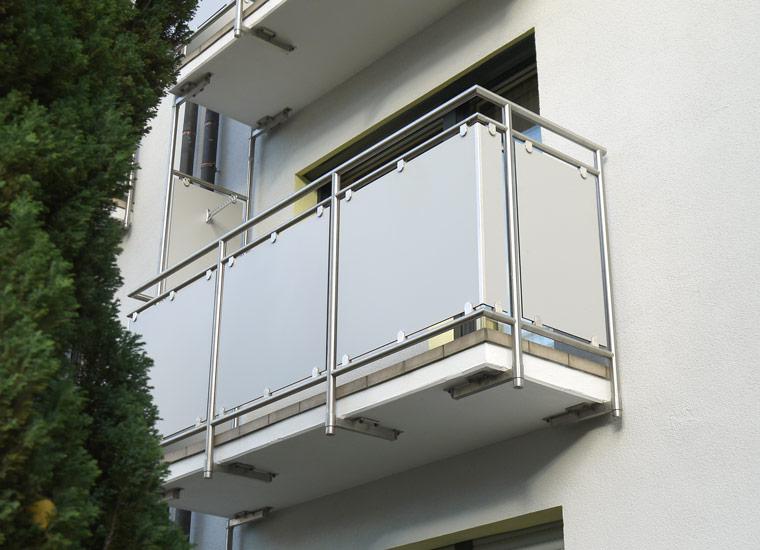 Referenz Geländer, Balkongeländer
