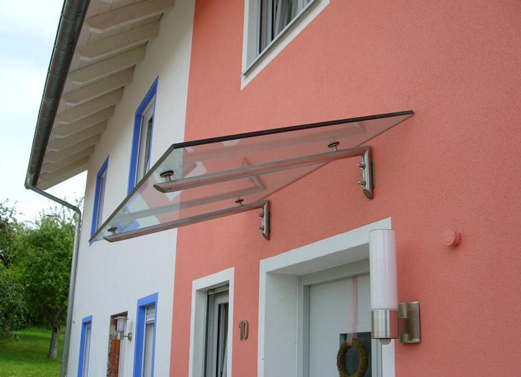 Referenz Überdachungen & mehr, Vordach