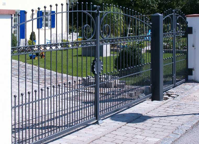 Referenz Tore und Zäune