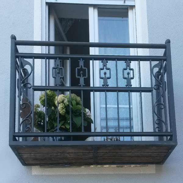 Balkone von Flötzimger & Sohn